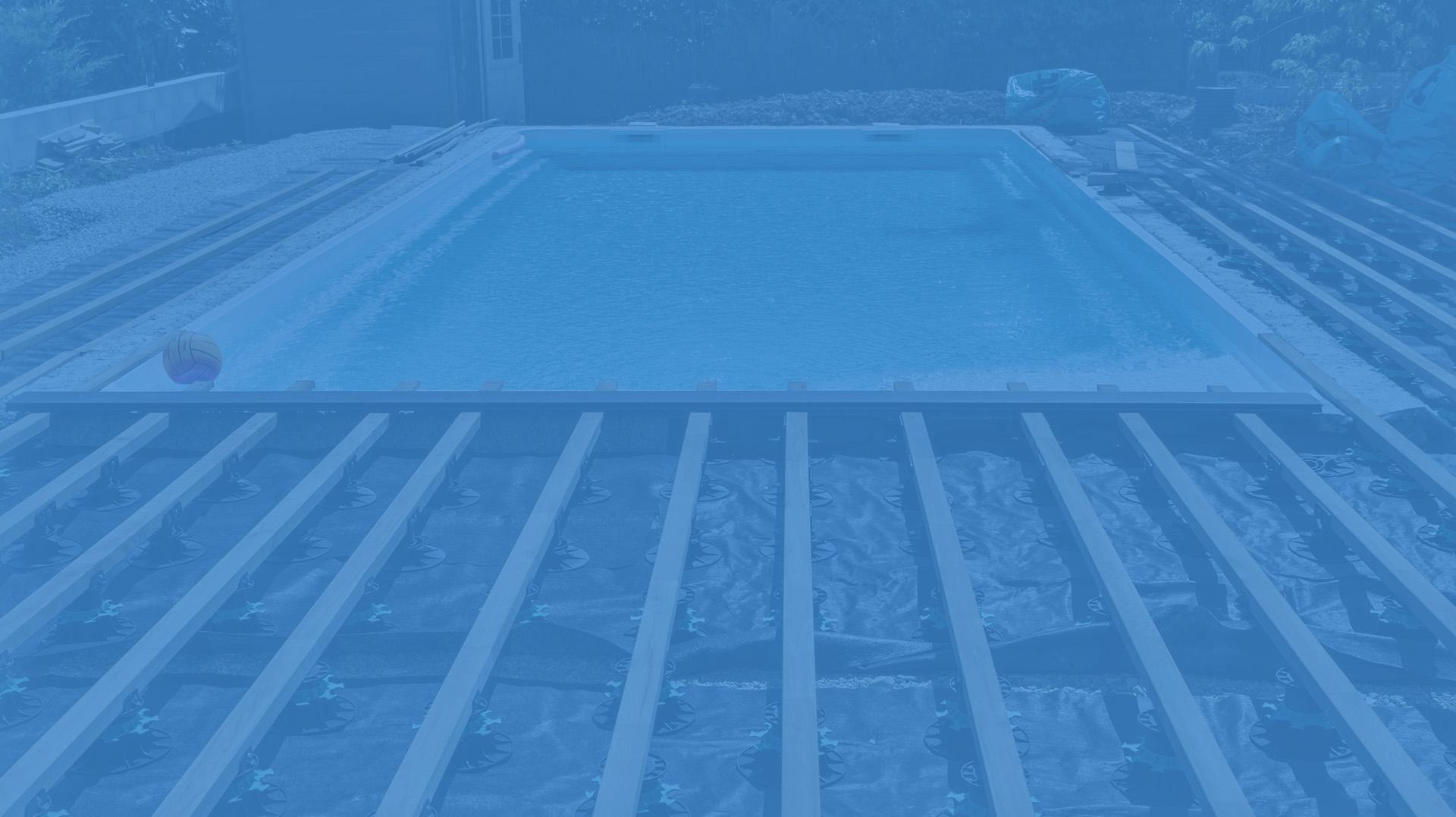 Aménagement de votre piscine